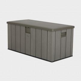 Baule da esterno resistente in polietilene BIG 151x72x69h