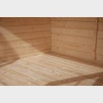 Casetta in legno per il giardino Marina cm 246x246x222h