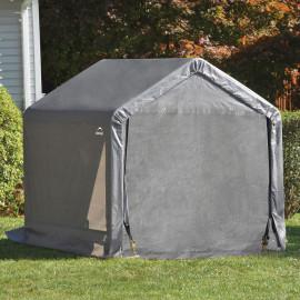 Capannone casetta in telo per giardino 1818 - 180x180x180 cm