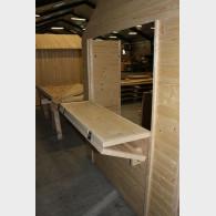 Casetta Chiosco in legno da esterno cm 300x200