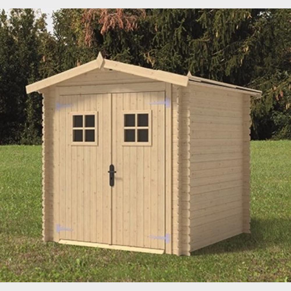 Casetta in legno da giardino Praga cm. 200X150