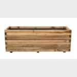 Fioriera in legno Maxi cm 40x120x40h