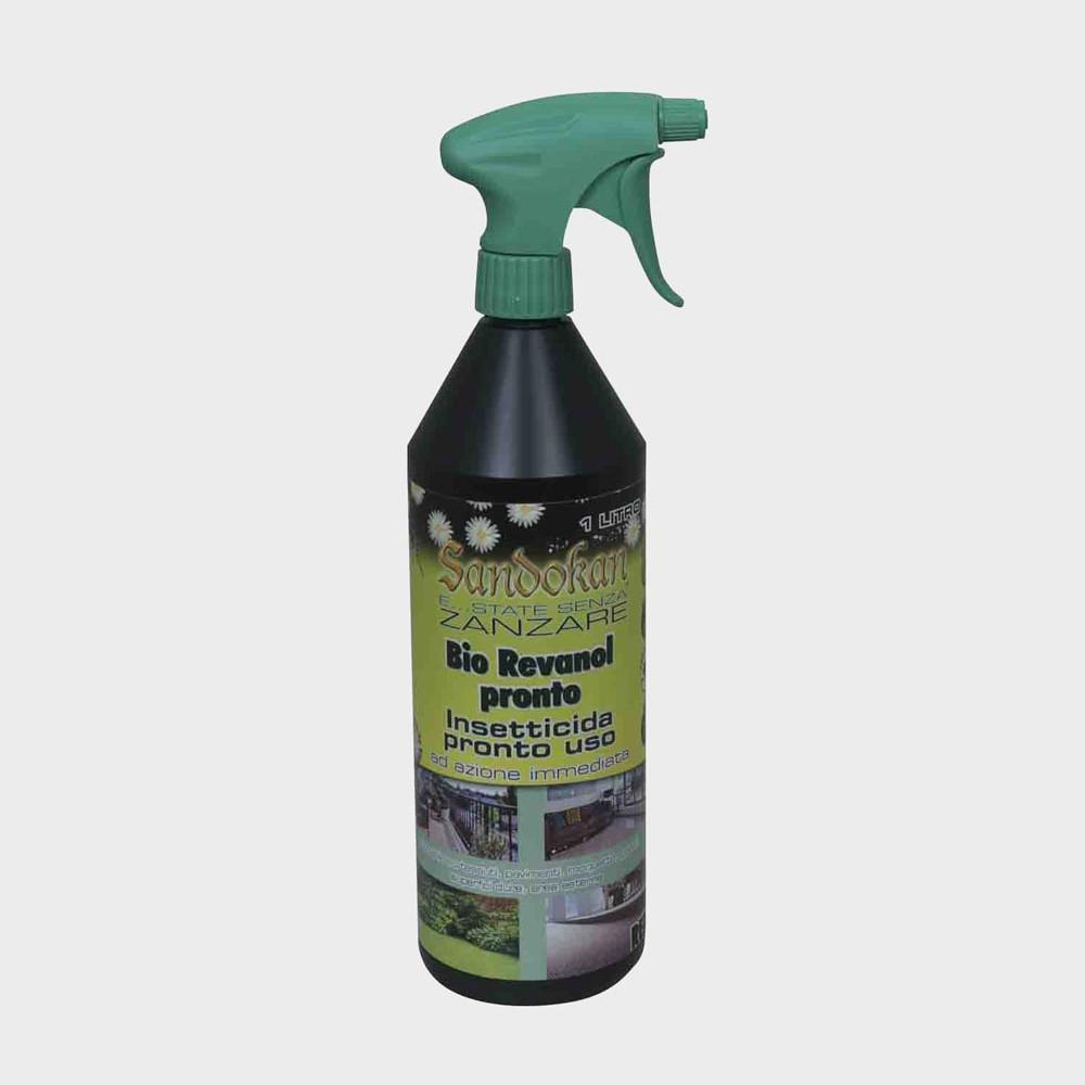 Insetticida spray Bio Revanol Pronto 1 litro Sandokan