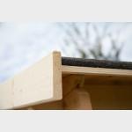Casetta in legno da giardino Giorgia cm 400X300