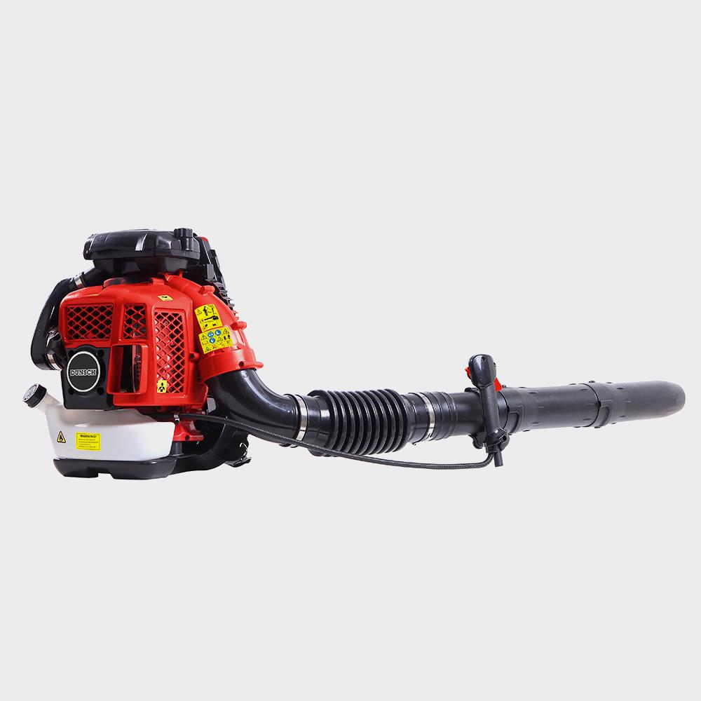 Soffiatore a spalla Dunsch con motore 2 tempi cilindrata  65.6cm3