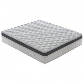 Materasso in memory foam Mymemory 7cm a 13 Zone Differenziate - altezza 27cm