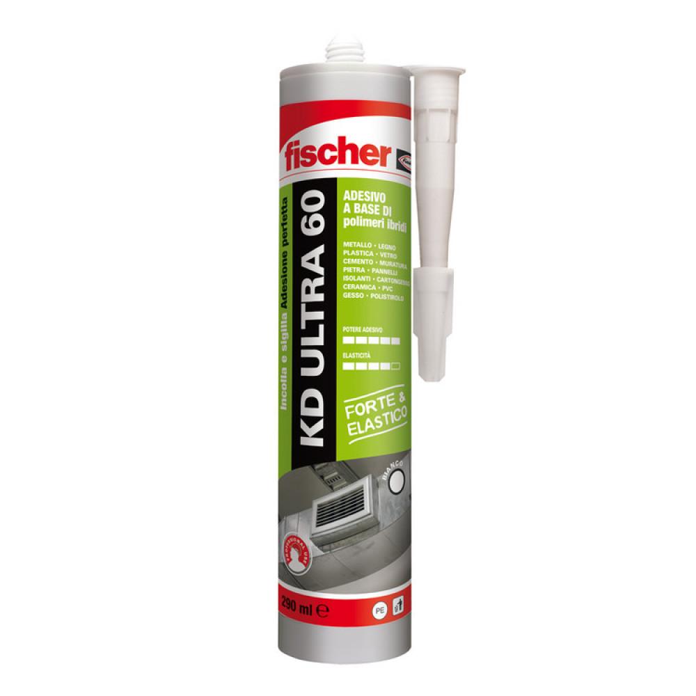 Sigillante adesivo KD ULTRA 60 Extra forte bianco