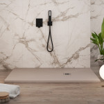 Piatto Doccia in mineral marmo Sabbia 2,5 | Pietra Plus