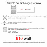 Radiatore Termoarredo scaldasalviette 180x50 bianco interasse 45 cm