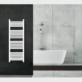 Radiatore Termoarredo scaldasalviette 120x45 bianco interasse 40 cm