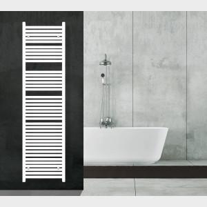Radiatore Termoarredo scaldasalviette 180x55 bianco interasse 50 cm