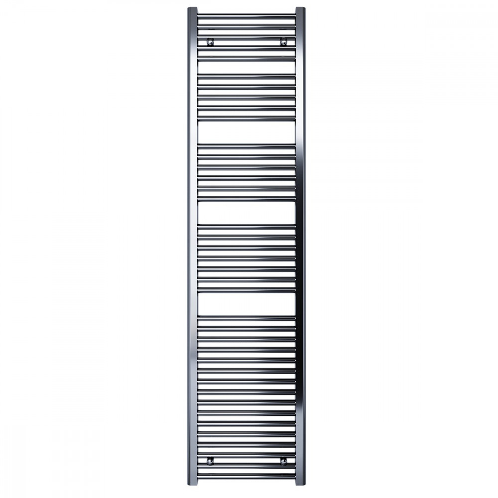 Radiatore Termoarredo scaldasalviette 180x45 cromato interasse 40 cm
