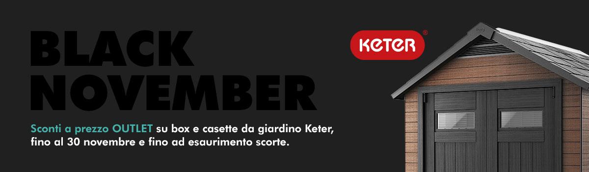Black November Keter 2020