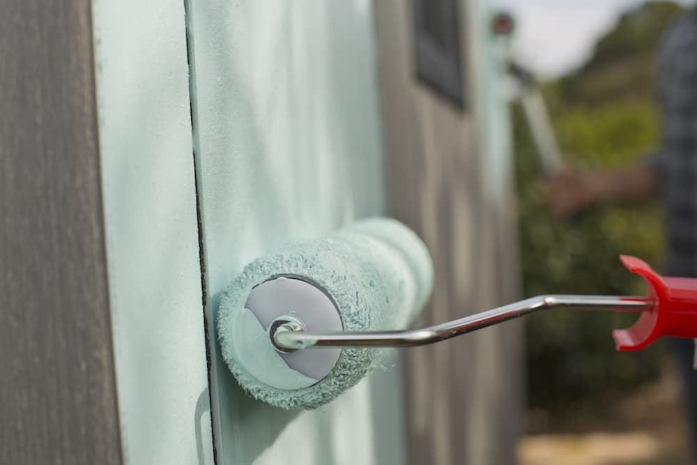 Casetta in resina porta attrezzi Oakland 757